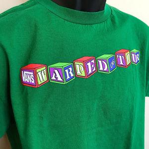 Vintage Shirts - Warped Tour Shirt 2006 Vans Concert Music Festival